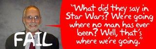 Illustration for article titled LHC Scientist Confuses Star Wars with Star Trek, Universe Doomed
