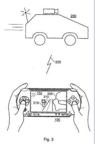 Illustration for article titled If Sony Makes This PSP-Controller Car, I Will Buy It