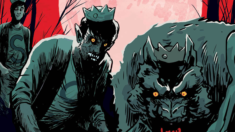 Werewolf Jughead Will Return For His Own Ongoing Comic Series-1729