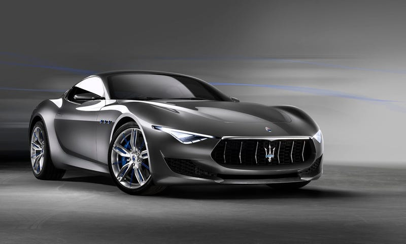 Illustration for article titled Maserati Is Finally Replacing The GranTurismo Next Year: Report
