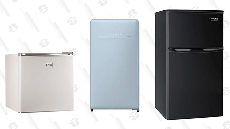 Illustration for article titled Eight Great Mini Fridges For Anyone That Wants the Coolest Dorm Room