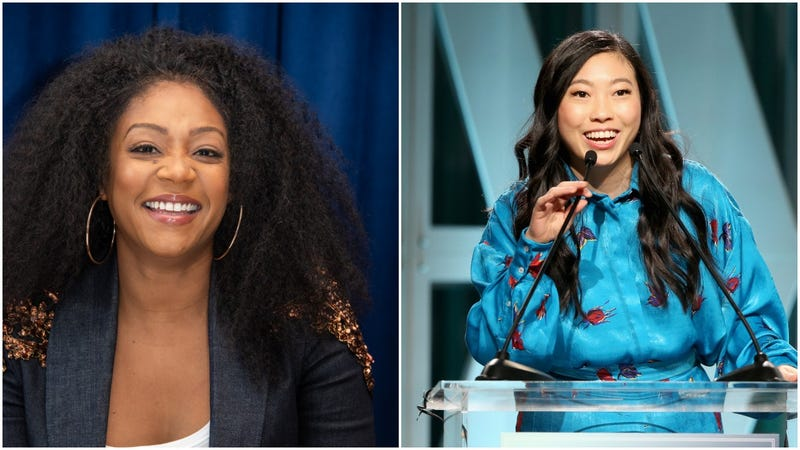Illustration for article titled Tiffany Haddish and Awkwafina are both being sought to kick ass, shoot dicks in the next 21 Jump Street movie