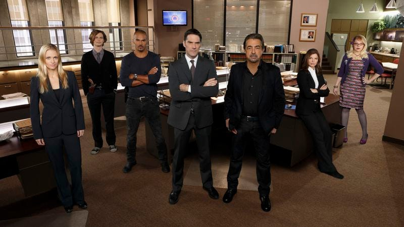 Illustration for article titled CBS is trying again with a Criminal Minds spinoff