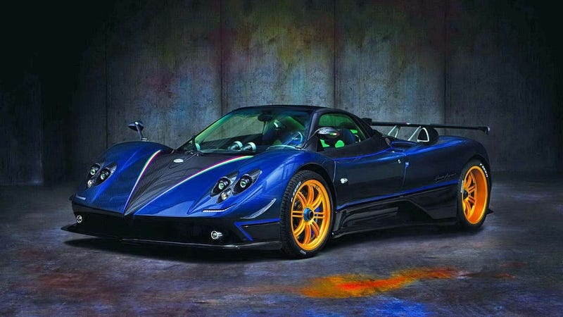 Illustration for article titled What's the most collectible hypercar?