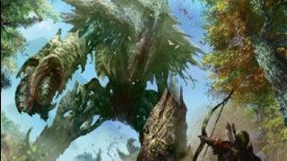 Illustration for article titled Magic: the Gathering's Summer Set Preview -- Megantic Sliver