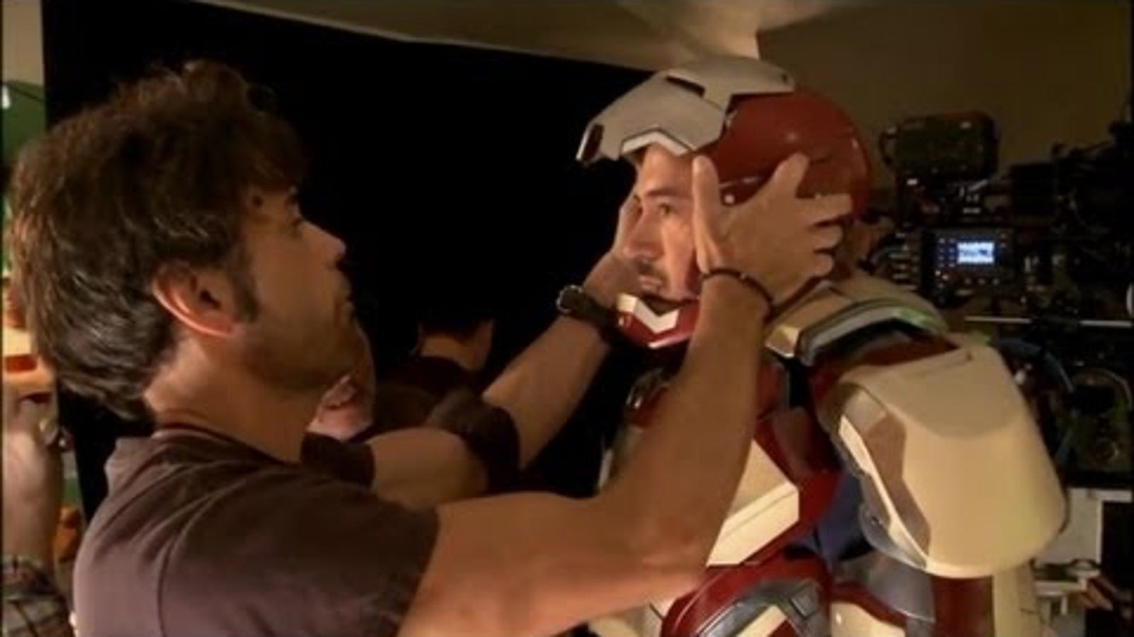 Iron Man 3 Behind-the-Scenes Footage Is Six Minutes of Pure Awesome