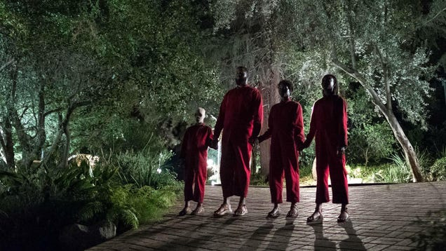 Jordan Peele s Us Reveals Its Scary Secret in a Creepy First Trailer