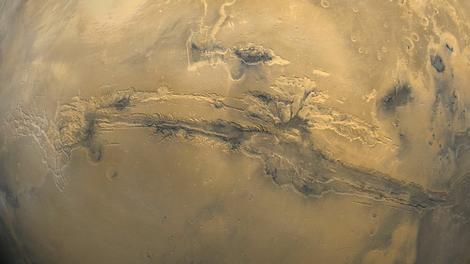 Embalaje para el fondo grande de Marte