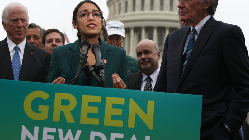 Illustration for article titled What Exactly Is the Green New Deal?