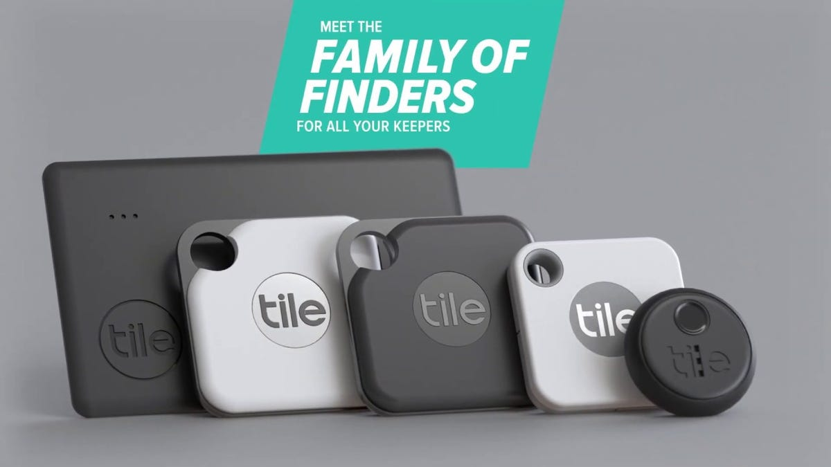 Tile's Refreshed Lineup Offers New Form Factors, Better Range, And Longer Battery Life
