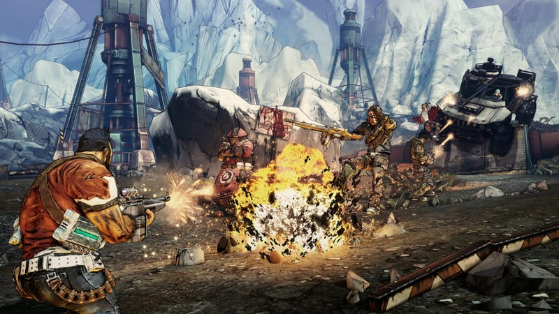Illustration for article titled Borderlands 2 Dev Talks New Art, Improved AI, and Why PC Gamers Will Get More Love This Time Around