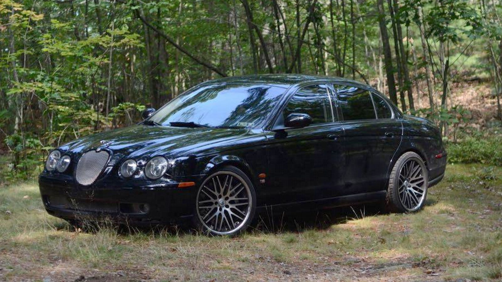 At $9,500, Could This 2003 Jaguar S-Type R Turn You Into a ...