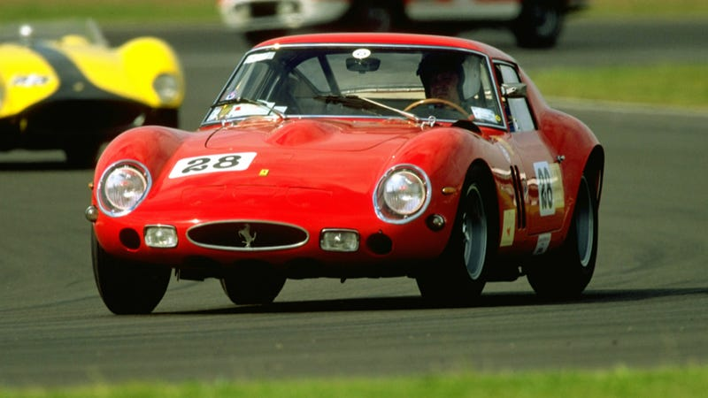Illustration for article titled Ferrari 250 GTO Sells For A Totally Ludicrous $52 Million