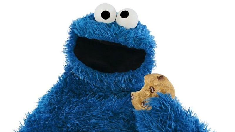 Illustration for article titled Neo-Nazis Are Using Cookie Monster to Recruit German Children