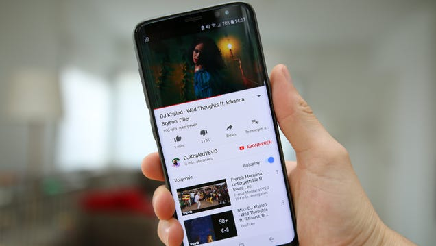 How to Use YouTube s New App Gestures