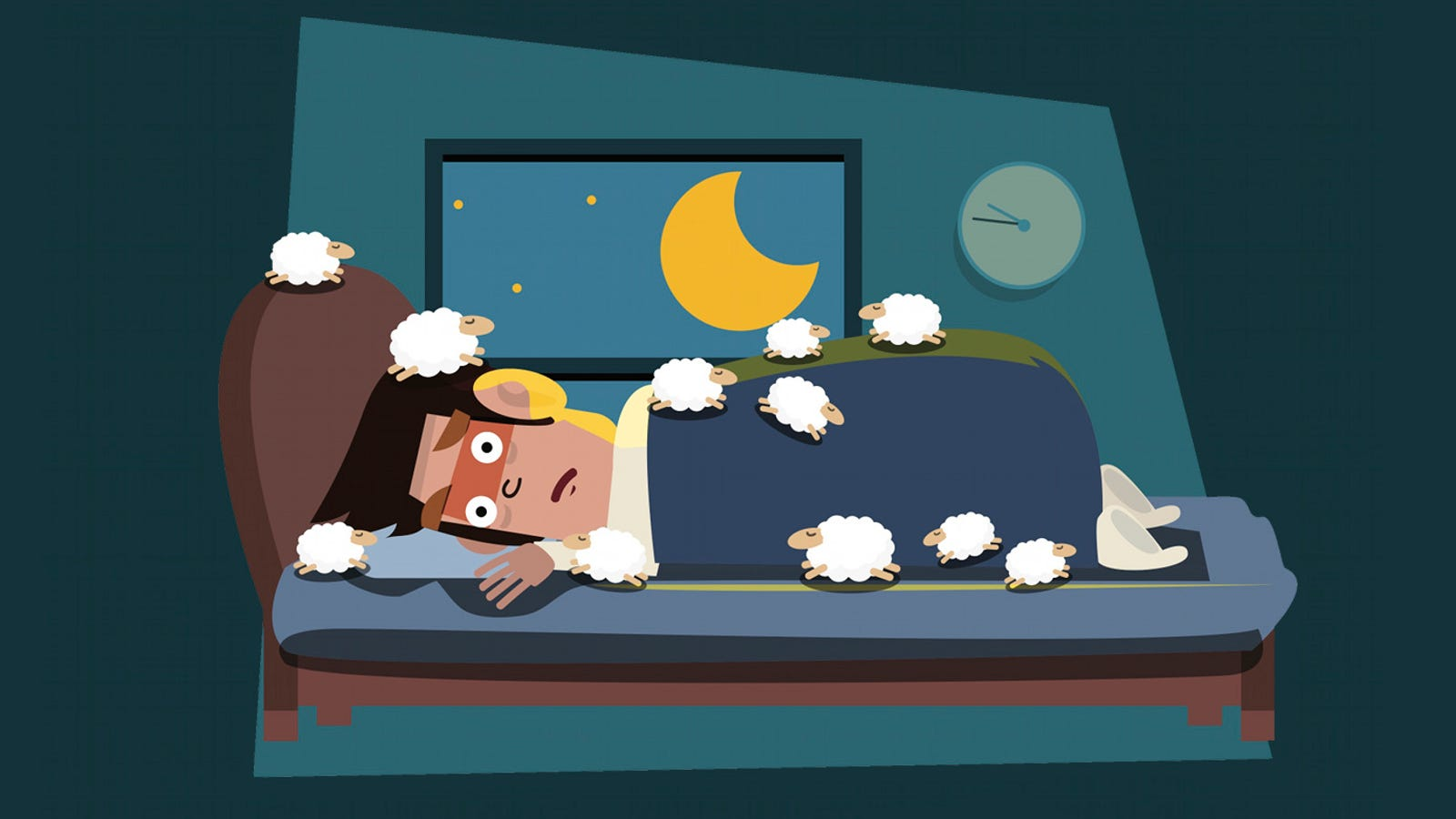 Why Insomnia Happens and What You Can Do to Get Better Sleep