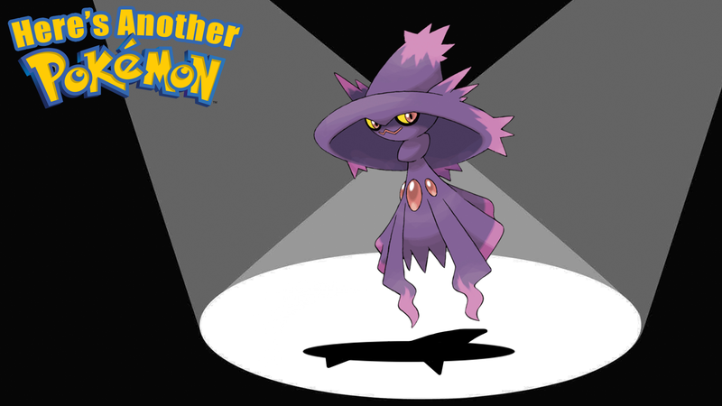 Mismagius Sneaks Around And Causes Headaches