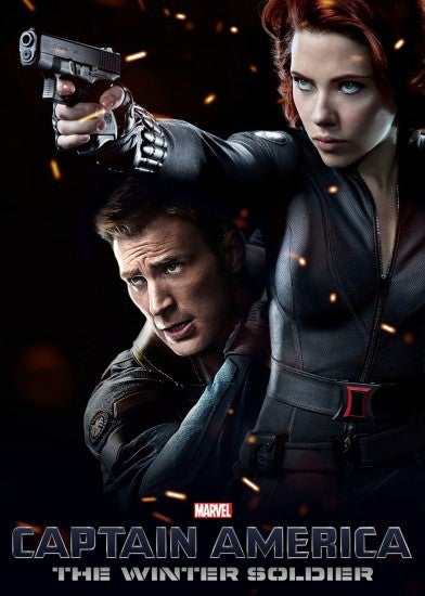 Illustration for article titled At Last, Natasha Takes Center Stage (in This Fan-Made Poster)