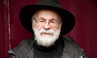 Illustration for article titled This Terry Pratchett news story is the most depressing news today