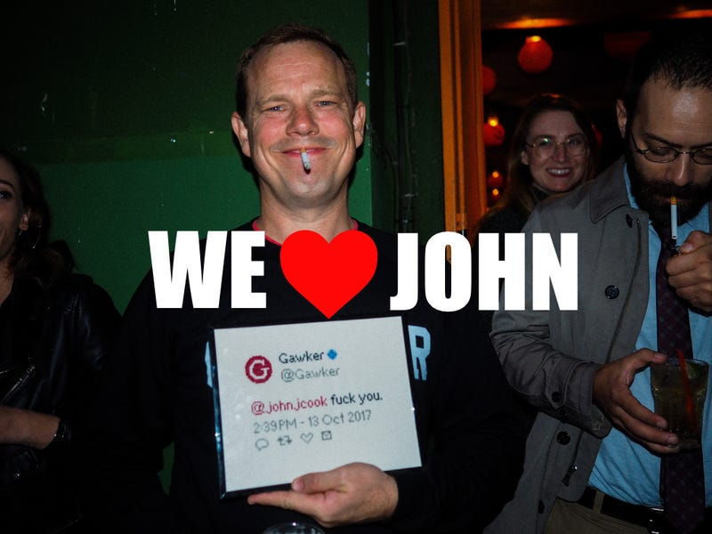 Illustration for article titled WE <3 JOHN