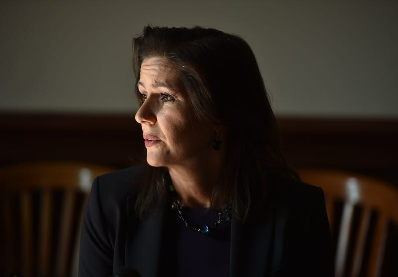 Oakland Mayor Libby Schaaf on May 2, 2015Josh Edelson/AFP/Getty Images