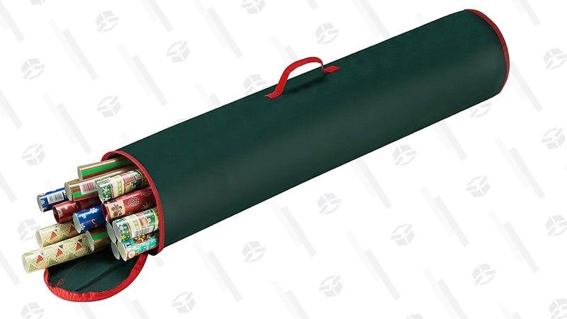 Elf Stor Gift Wrap Organizer Bag   $7   Amazon