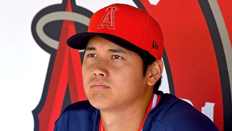 Illustration for article titled Shohei Ohtani Regrets Not Researching Which Teams Were Good Before Signing With Angels