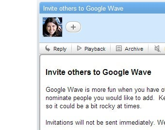 Illustration for article titled Win a Google Wave Invite with Your Best Use Case