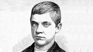 Illustration for article titled The Fiendish Life of Jesse Pomeroy, Teen Serial Killer