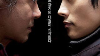 """I'm probably about to make a poor late-night decision and start """"I Saw the Devil,"""" a typical but likely very well made Korean thriller about a serial killer who preys on women. It's two and a half hours long, and I'm sitting in the dark. I just finished """"Memories of Murder,"""" and I'm sort of on a South Korean thriller kick right now. In my defense, I've had a couple of beers, and Lee Byung-hun is very, very, veeery attractive."""