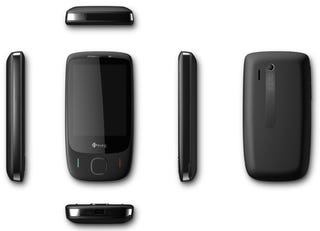 Illustration for article titled HTC Touch 3G Pictures and Specs Leak: Touch 3G and Viva Officially Confirmed