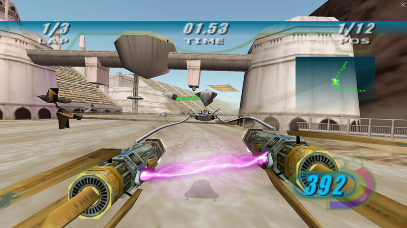 Illustration for article titled Why Star Wars Episode 1: Racer Is Still One Of The Best Racing Games Ever