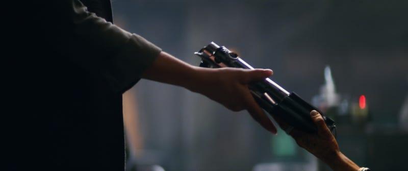 Illustration for article titled Primera imagen de la Princesa Leia en Star Wars: The Force Awakens