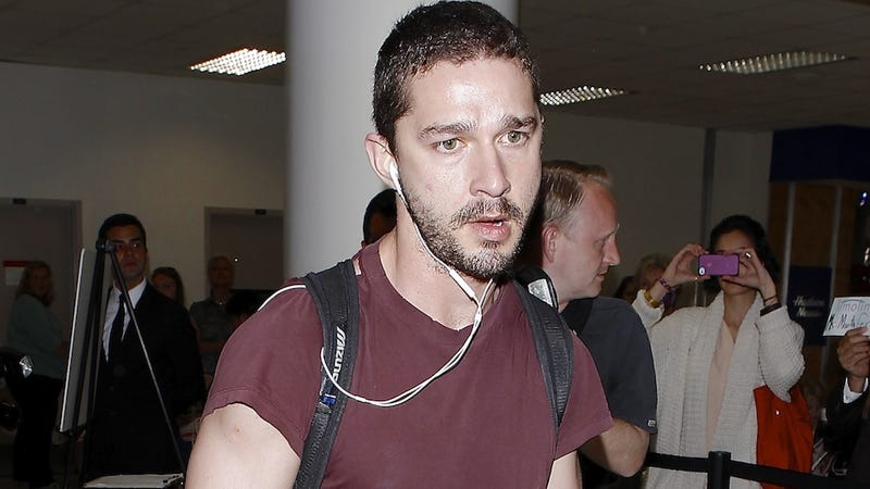 Illustration for article titled Shia LaBeouf is Really Going Away This Time