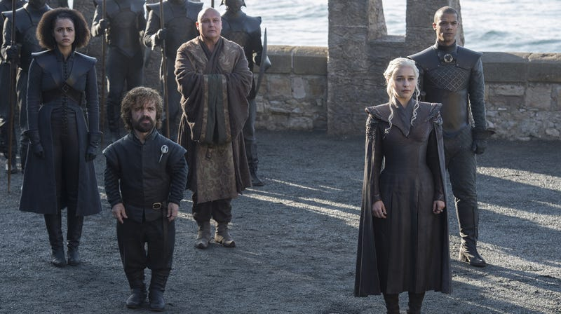 Illustration for article titled Game Of Thrones will end early next year, just as the spin-off starts filming