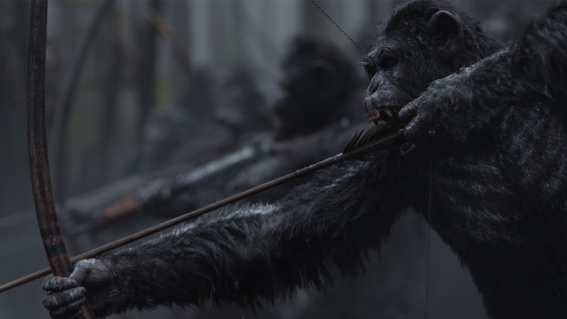 Fox releases War for the Planet of the Apes 'Legacy' trailer