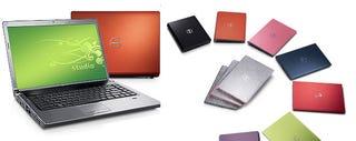 Illustration for article titled Dell Studio 15 Laptops Packing EVDO Like Their Little Brother