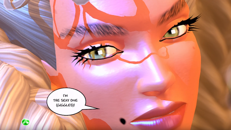 Illustration for article titled Xbox Live Indie Games Had Some Really Weird Smut
