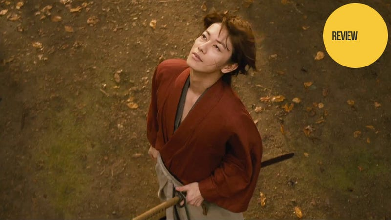 Illustration for article titled The Live Action Rurouni Kenshin Movie is a Nearly Perfect Film Adaptation