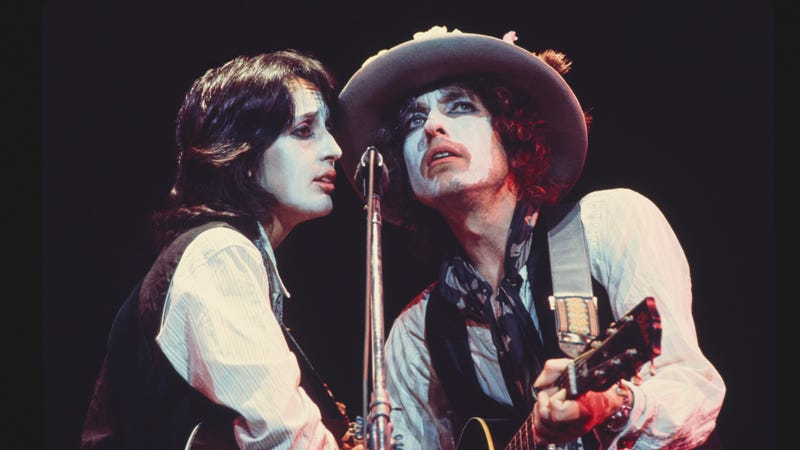 Martin Scorsese digs up a lost Bob Dylan tour in the
