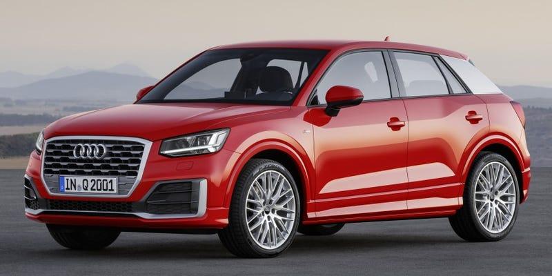 Illustration for article titled Audi Q2