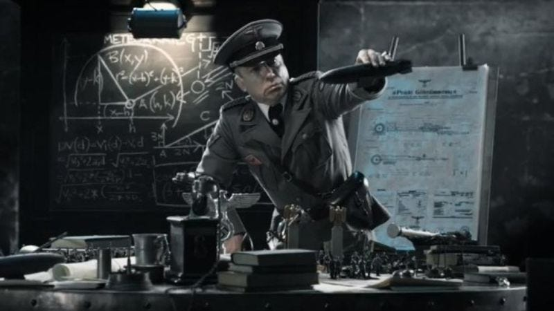 Illustration for article titled The director of Iron Sky 2 will take any feedback he can get