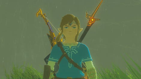 Breath Of The Wild Player Discovers A Ridiculously Easy New