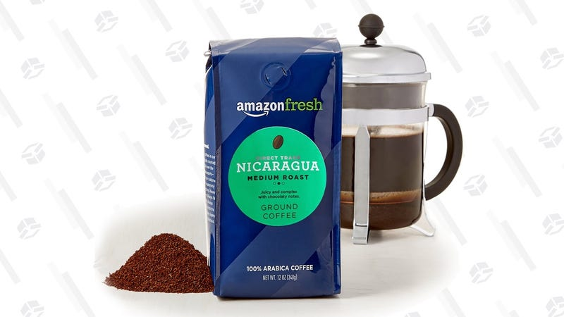 $2 Off AmazonFresh Direct Trade Coffee 12 oz. | Amazon