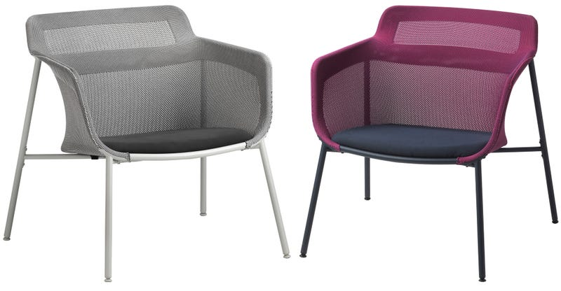 Illustration for article titled Ikea's Now Making Chairs the Same Way Nike Makes its Knitted Sneakers