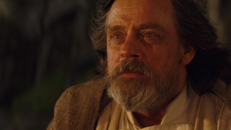 Illustration for article titled Mark Hamill tiene una reflexión muy deprimente acerca del cambio radical de Luke en The Last Jedi