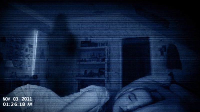 Illustration for article titled Paranormal Activity 4