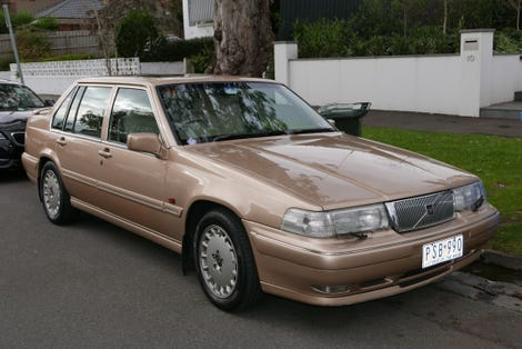 Illustration for article titled '96 Volvo 960 non-Turbo Opinions Sought