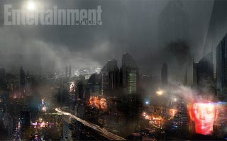 Illustration for article titled Blade Runner 2 Reveals the Future of Future Los Angeles Is Pretty Grim