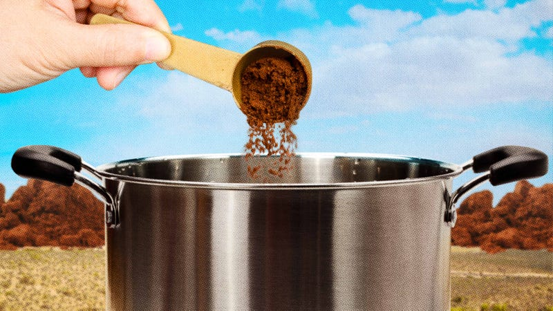 Illustration for article titled Instant coffee is better for cooking and baking than drinking